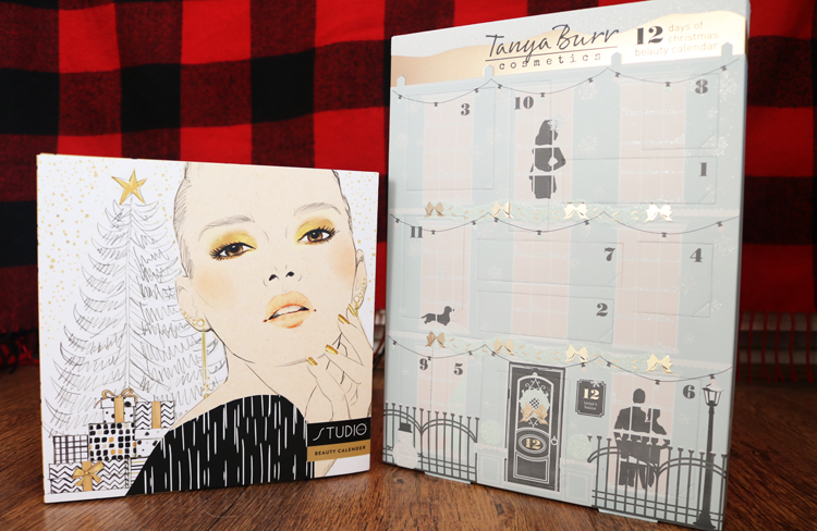 Budget Beauty Gifts: Studio London & Tanya Burr 12 Days Of Christmas Beauty Advent Calendars review