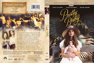 Прелестное дитя / Pretty Baby. 1978. Uncropped