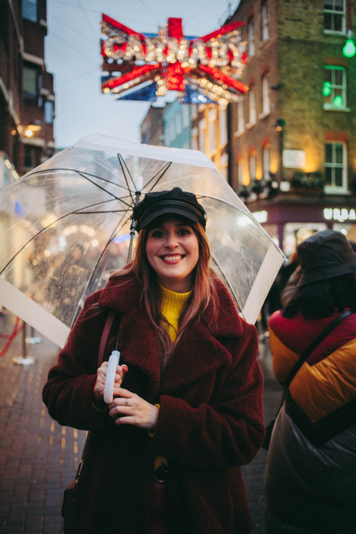 Travel: Carnaby street and Hamilton at the Victoria Palace Theatre