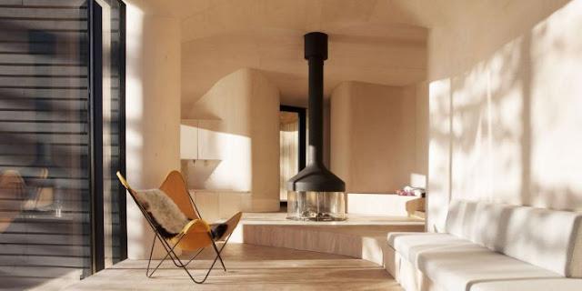 Cabin Norderhov by Atelier Oslo