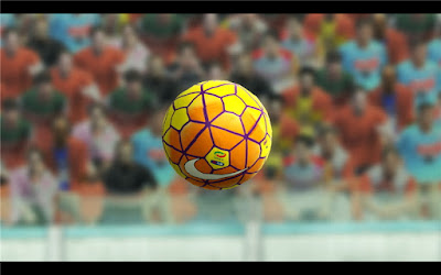 Nike Ordem III Serie a 15-16 Winter Ball Yellow