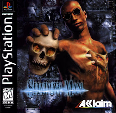 descargar shadow man psx por mega