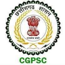 Chhattisgarh Public Service Commission (CGPSC)Recruitment 2017
