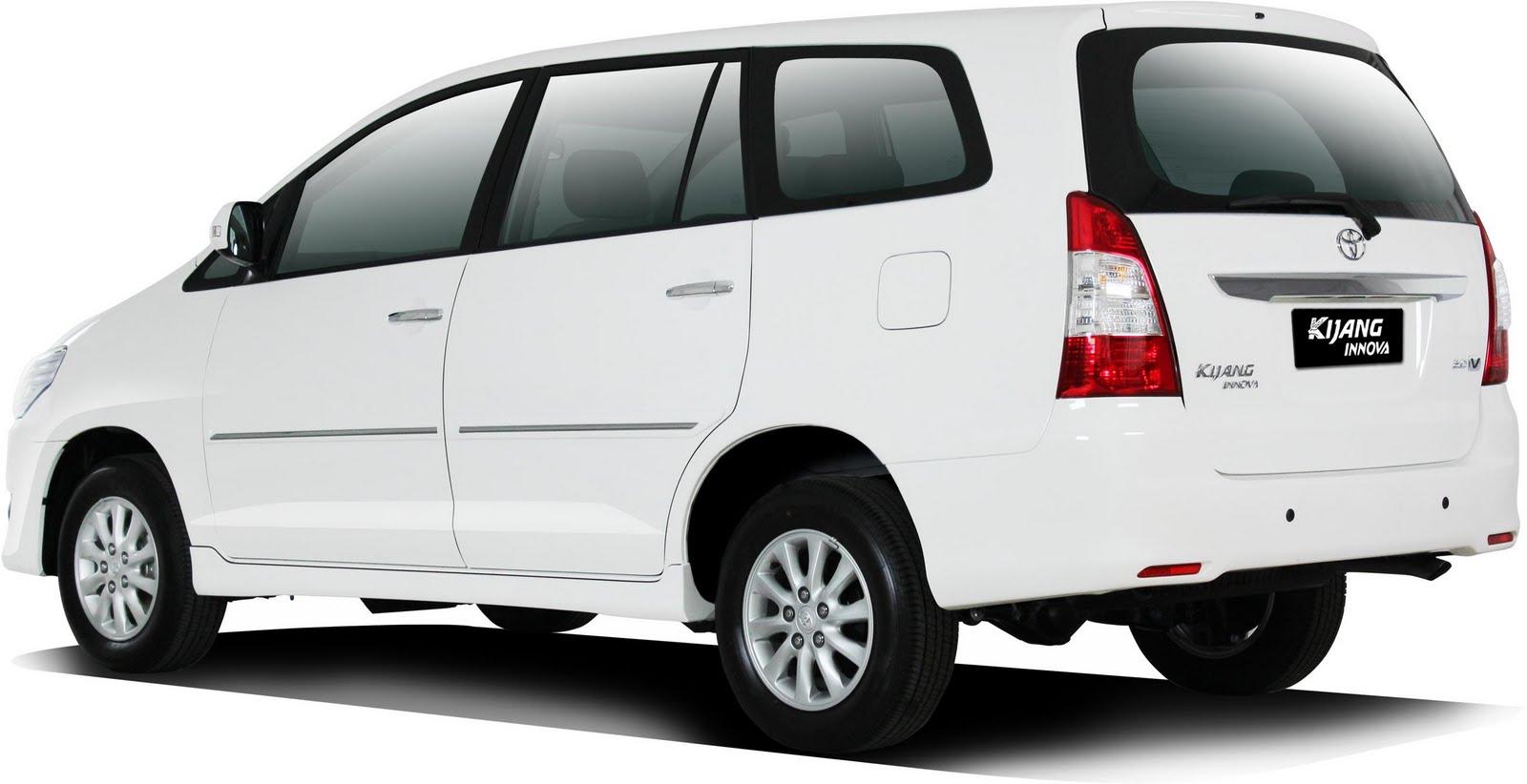 Mobil All New Kijang Innova Vs Fortuner Harga Inova Valorro