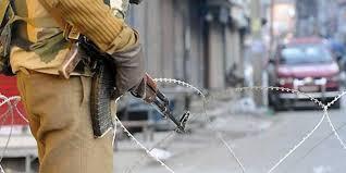کشمیر میں آج ایک سوپندرویں دن بھی عام زندگی مفلوج