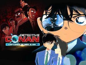 Captured in Her Eyes Detective Conan Movie 04