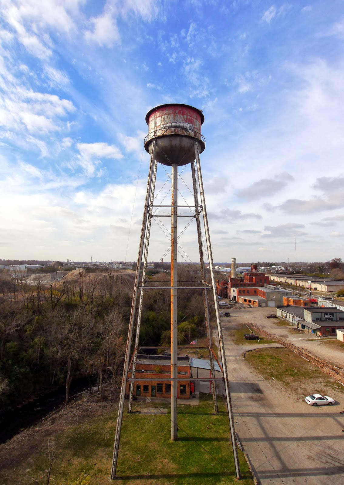 Water Tower Home Phlegm Water Tower Lexington Kentucky Usa