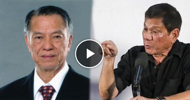 WATCH: Billionaire Lucio Tan, pinagbabayad ng pangulo sa kanyang utang sa Gobyerno