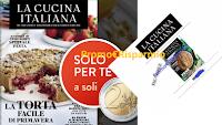 Logo La Cucina Italiana per te in edicola a soli 2€ : ricevi il coupon promozionale