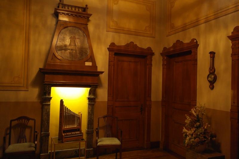 Restauratie orgel grote kerk alkmaar 4 jan zwart - Schilderij trap ...