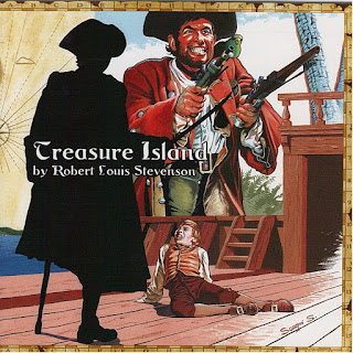 Colossus Projects - 2007 - Treasure Island by Robert Louis Stevenson