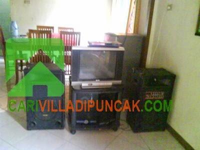 Ruang Keluarga Villa 0035