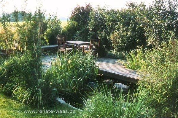 Gartenblog zu gartenplanung gartendesign und for Kleiner teich im garten