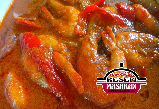 Resepi Udang Masak Serai http://banyakresepi.blogspot.my/
