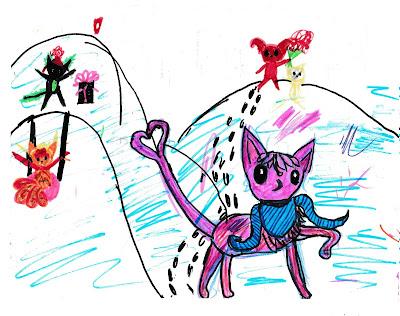 запутанная история кошек и котов