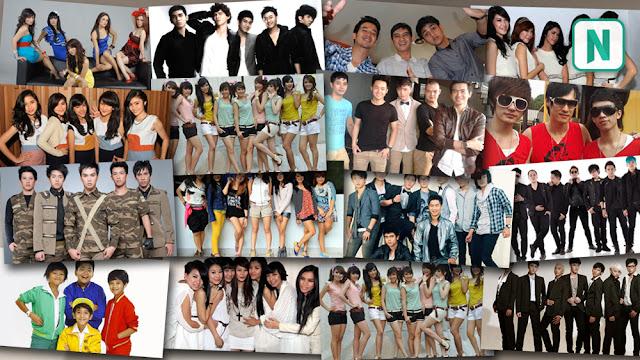 Boyband dan Girlband Indonesia