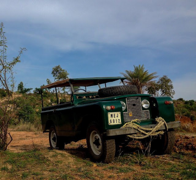 Explore The Indian 4X4 Week At Dauna Paula, Goa