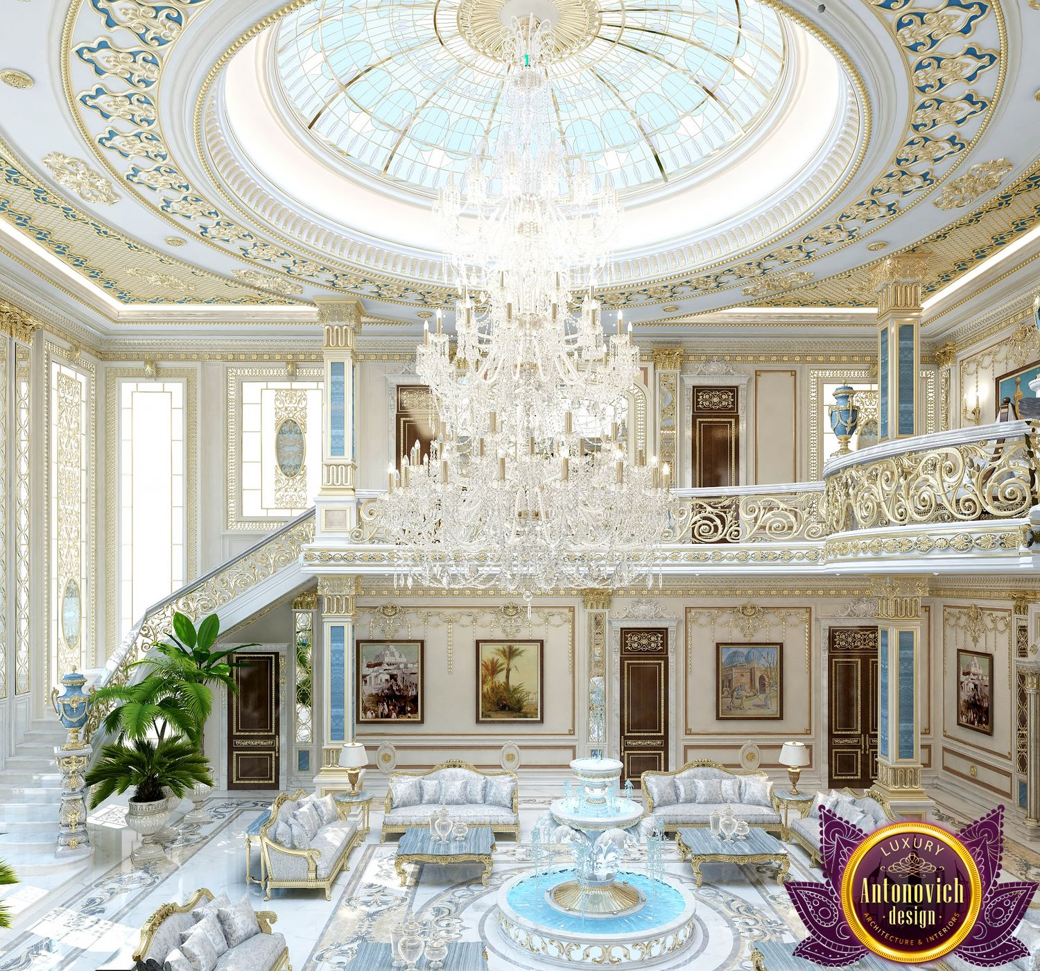 Katrina Antonovich Luxury Interior Design: Nigeiradesign: The Best Interior Design Ideas By Katrina