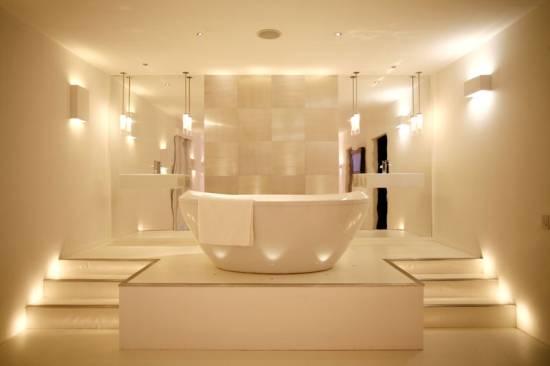 Bathroom Lighting Design Living Room Design Ideas