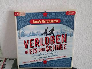 Verloren in Eis und Schnee Audio CD