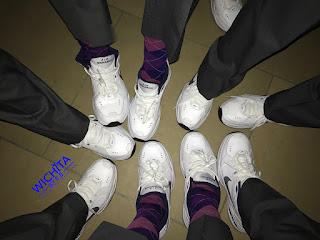 Nike Air Monarchs The Perfect Wedding Day Gift Wichita