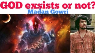 God exists or not? | Tamil | Madan Gowri