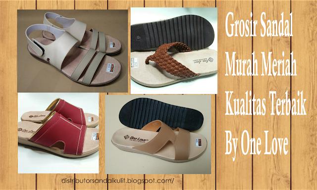 Distributor Grosir Sandal Sepatu Wanita Murah