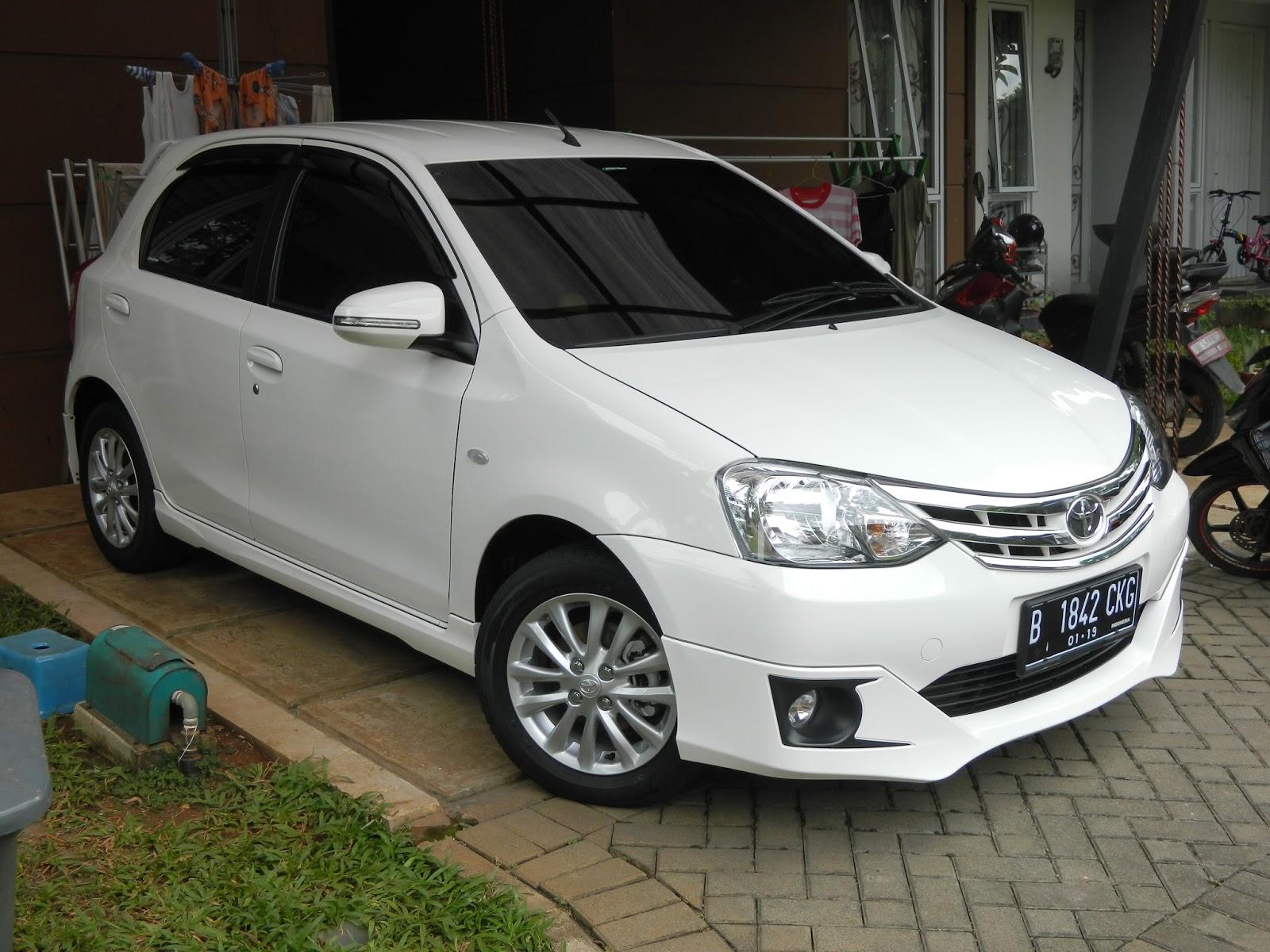 Aftersales Atau Purnajual Service Toyota Terhadap Etios