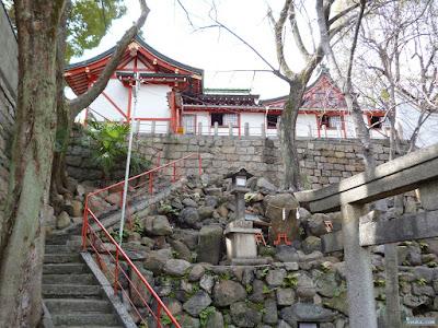 高津宮高倉稲荷神社