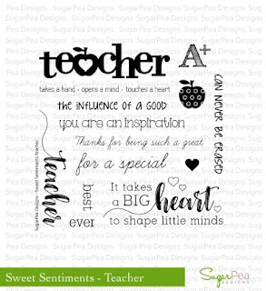 Sweet Sentiments - Teacher