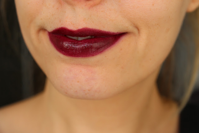 MAC Liptensity Burnt Violet
