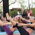 Power jóga na vlastní kůži: Čekal jsem pohodové cvičení, ale pořádně jsem si zamakal