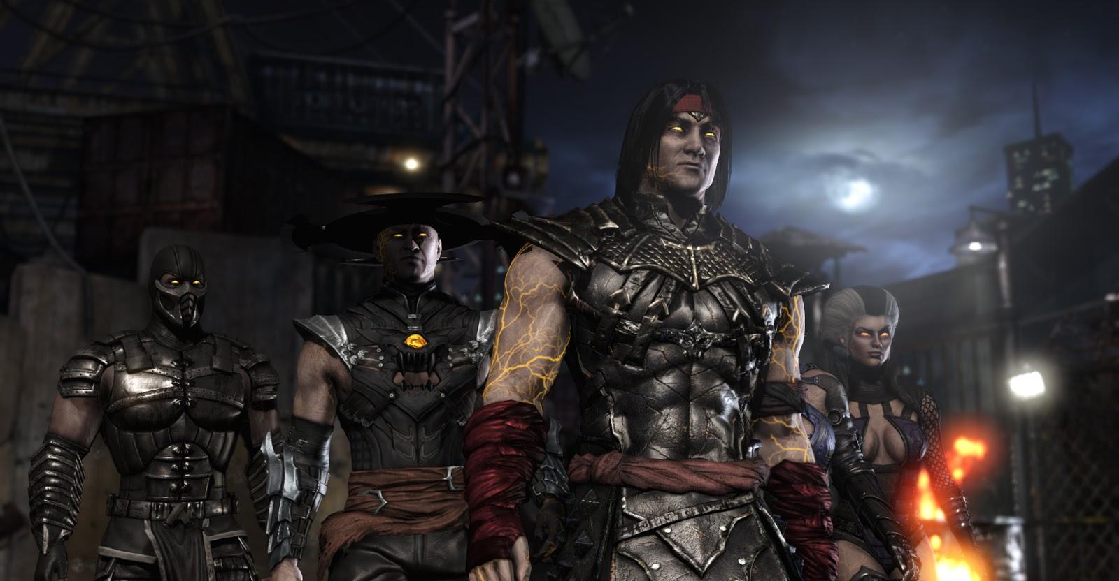 Daniel Bury S Blog Mortal Kombat Xl How To Unlock Revenant Skins