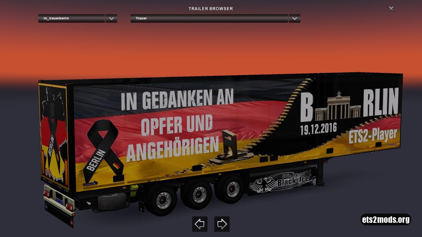 Standalone Berlin Trailer