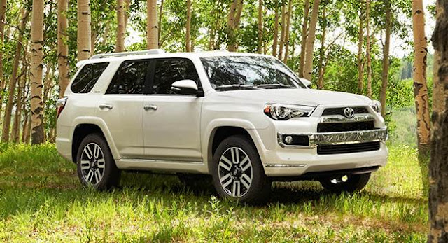 2017 Toyota 4Runner Limited Review