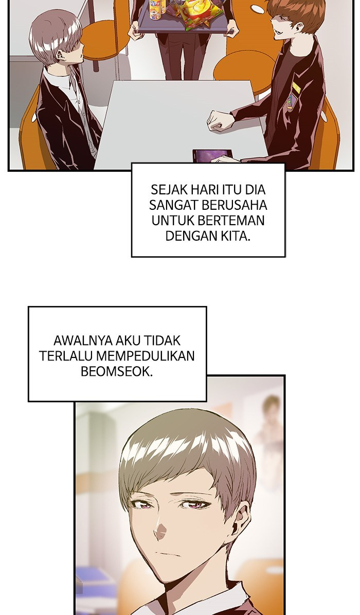 Webtoon Weak Hero Bahasa Indonesia Chapter 28