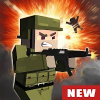 Block Gun: PVP War FPS Unlimited (Money  - Gold) MOD APK