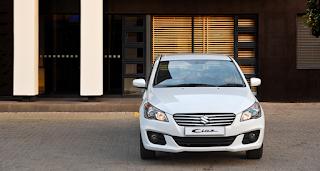 Spesifikasi dan Harga Suzuki Ciaz