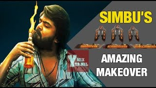Simbu Amazing Make Over in AAA | Anbanavan Asaradhavan Adangadhavan