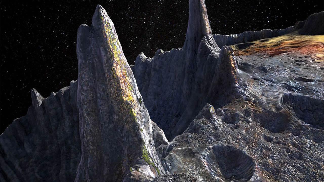 NASA explorará un asteroide de metal valorizado en 10.000 cuatrillones de dólares