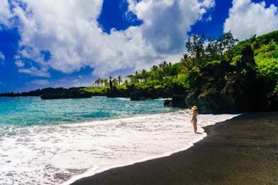 The Hawaiian Island of Maui the Nature Wonder