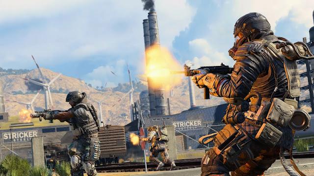 Бесплатные выходные на Xbox One: Call of Duty BO 4, Metro 2033 и другое