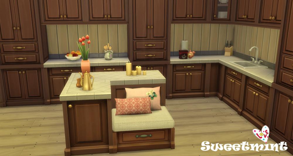 Making  S Kitchen New