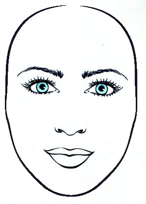 Simply Everthing I Love...: Whats your face shape?