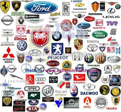 Car Logos With Names 2017 18 Car Logos