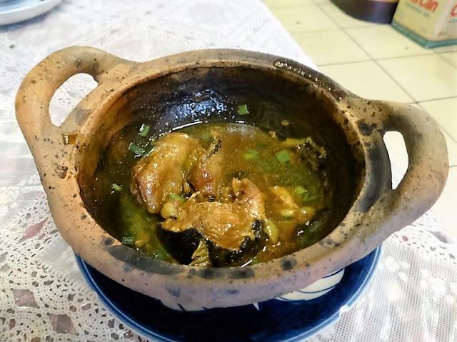 Comida Vietnamita: Cá Kèo Kho Tô, pescado en salsa