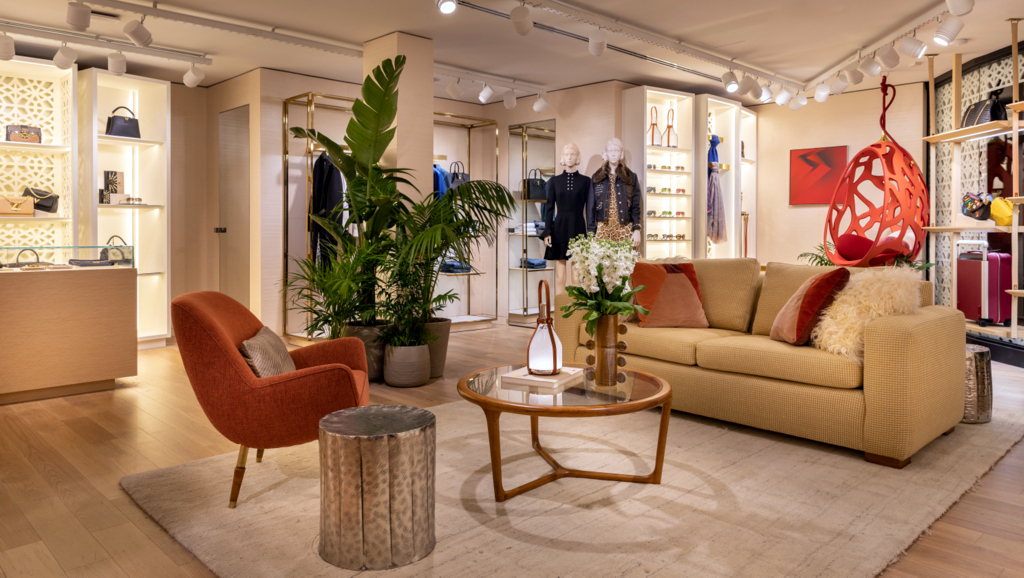 381bca312 Louis Vuitton abre su primer pop up store en Argentina ...