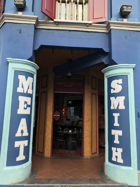 Meatsmith Little India, Campbell Lane