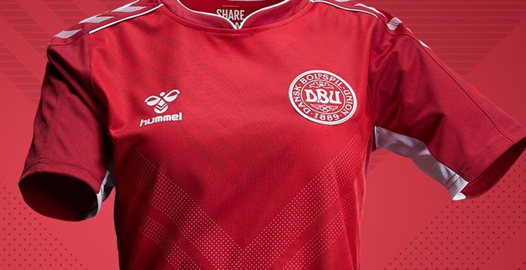 hot sale online 08397 b32be Hummel Denmark 2019 Women's Home & Away Kits Released ...