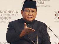 Prabowo Dapat Sumbangan Dana Kampanye Dari Ahok dan Para Cukong Tionghoa
